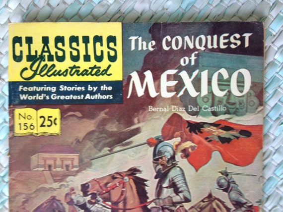 the conquest of mexico told by different authors Conquest of the aztec empire part ii foul play and blatant lies while cortez had promised to help liberate the totonacs at the same time he sent messages to montezuma in tenochtitlan, promising to help him subjugate the rebels while he persuaded the totonacs to stop paying their tributes to the mexica and imprisoning their tax collector, he then managed to convince the totonacs that he was.