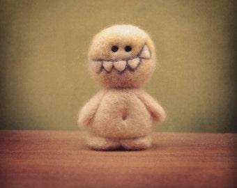 Teeny Tiny Cashmere Yeti Made to Order