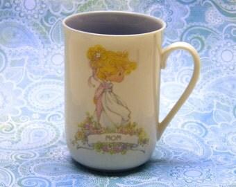 Mom -  Precious Moments Porcelain Mug