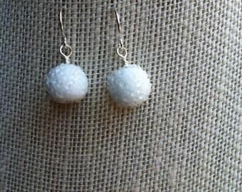White snowballs