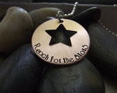 Reach for the Stars Pendant or Keychain