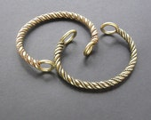 VIKING TORC bracelet in your size Torque Celtic Norse Traditional