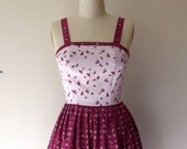 SALE Rosie cotton sun dress Sz 0