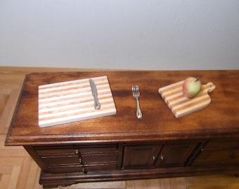 Miniature Cutting Board Set