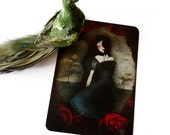 Blood - Postcard
