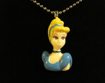 Princess Cinderella  Necklace