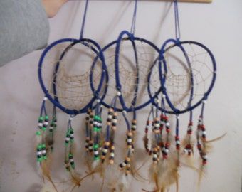 Medium 3-D Dreamcatcher Wall Hanging