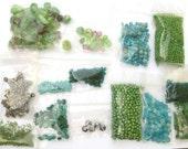 DESTASH glass beads, seed beads and more
