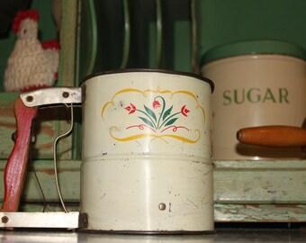 Androck Hand-i-Sift Flour Sifter
