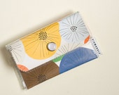 Vinyl Card Wallet - Rise and Shine
