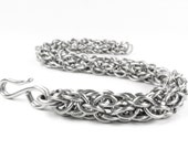 Chaos Theory - Chainmaille Bracelet - Stainless Steel