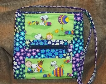 Easter Charlie Brown Snoopy Purse