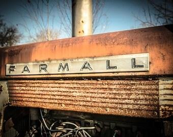 Farmall Decor Etsy