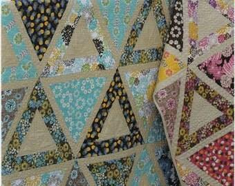 BESTSELLER Chopsticks quilt Pattern  from Jaybird quilts