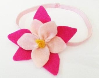 Double Pink Headband