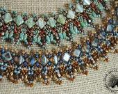 Silky Necklace Pattern