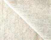 Texture gris doux feutrée tissu de laine / un quart de graisse ou de l'un graisse huitième Cour en 100 % laine