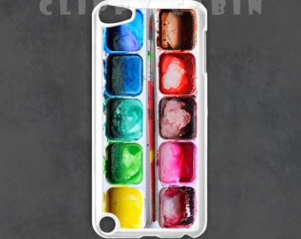 Watercolor iPod Case Watercolor iPod 5 Case Paints iPod Case Watercolor iPod Touch Case Water Color iPod Touch Case Paints iPod Touch 5 Case