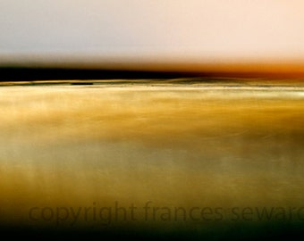 Number 243.  Fine Art Photograph. Abstract Landscape Photograph.  Giclee