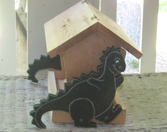 Dinosaur Bird Feeder