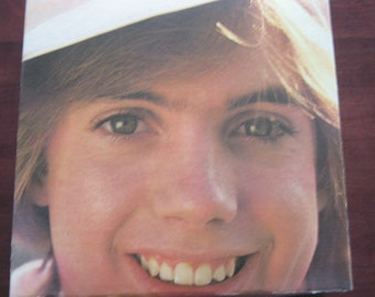 Shaun Cassidy Vintage Album Cover Gift Box