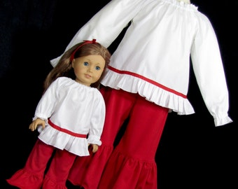 Doll and Me Matching Girl and Doll Outfit