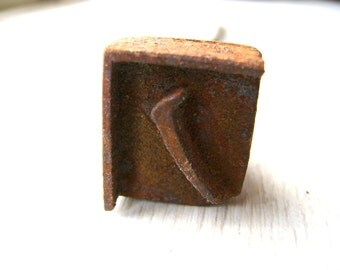 Vintage Japanese Yakiin Branding Iron NO Katakana F39