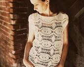Sabrina Top Crochet Pattern