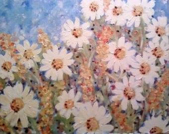 daisies (print)