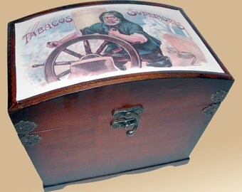 Tabacos Superiores Cigar Tool Box