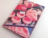 Handmade Vinyl Art Passport Case - Thrifty Cuts