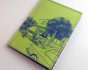 Shady Lane Passport Case