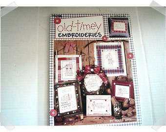Craft Embroidery Booklet, Old-Timey/Patterns/1999*