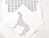 Greyhound Boxed Notes