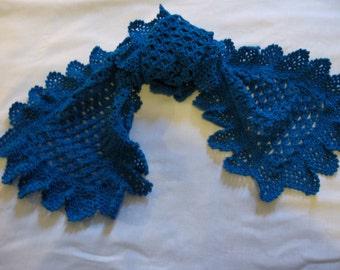 Omega Stitch Scarf