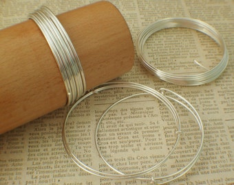 Round Stepped Wire Wrapping Bracelet Mandrel - My Pick for Making Bangles - Wire Sample Included