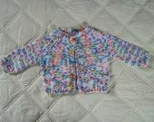 Children's Multicolored Sweater