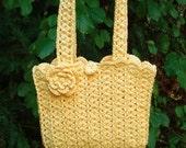 Crochet Pattern PDF - Sweet Shells Bag - PA-208