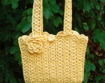 Sweet Shells Bag - PA-208 - Crochet Pattern PDF