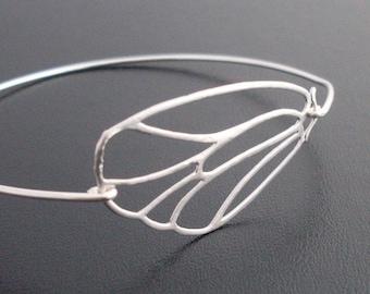 Butterfly Wing Bracelet, Butterfly Wing Jewelry, Modern Minimalist Jewelry, Modern Jewelry, Modern Bracelet, Minimalistic Bracelet