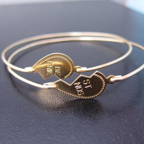 Best Friend Bracelets for 2 Long Distance Friendship Bracelet
