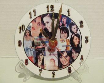 Katy Perry CD Clock
