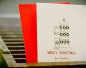 Charleston Christmas Card, Charleston Card, Charleston Holiday Card, Christmas Card, Holiday Card, Southern Christmas Card, Xmas Card
