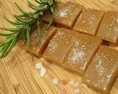 Savory Artisan Sea Salted Caramels  4 OZ. Box