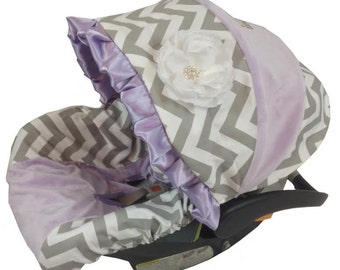 Glitzy Baby Car Seat Covers