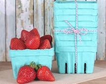 Berry Baskets, Farmers Market Baskets, Small Gift Baskets, Cookie Baskets, Treat Baskets, Easter Baskets, Fruit Baskets, Pint Baskets (8)