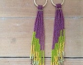 Kata Fringe Earrings : li...