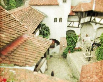 Travel Photography - Europe, Transylvania Dracula's Castle Fine Art Photography Print