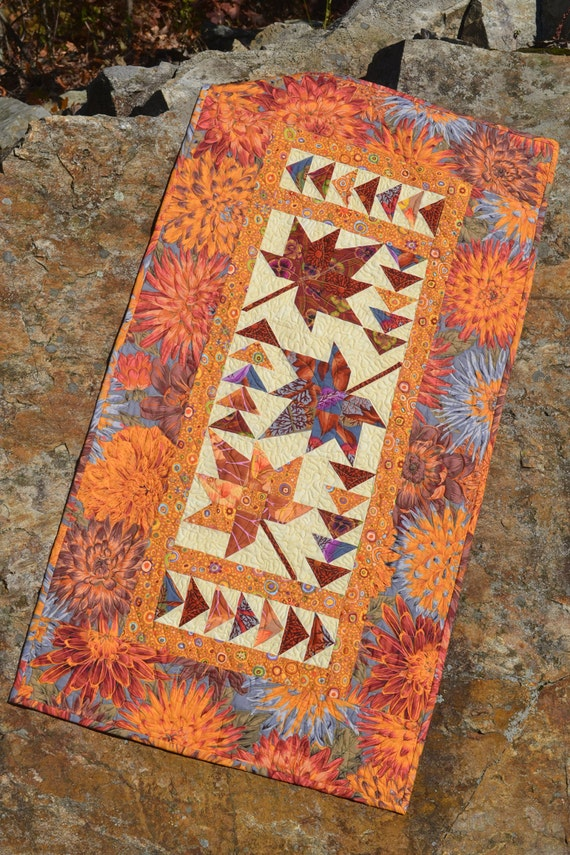 Signs of Autumn Quilt Pattern
