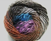 Noro Kureyon Grey Black Blue Brown Purple Wool Yarn Per Skein 328 Lot A